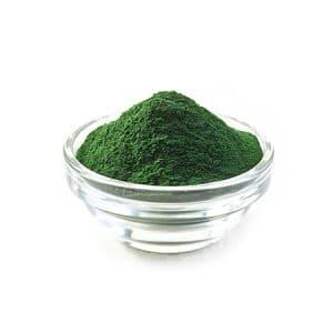 ผงสาหร่ายสไปรูลิน่าออร์แกนิค organic_raw_spirulina_powder_health platz ช่วยดูแลสุขภาพแคลอรี่ต่ำ ควบคุมน้ำหนัก