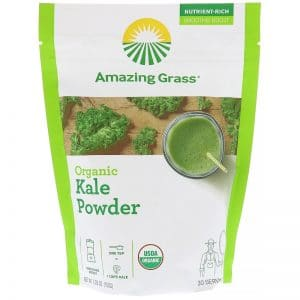 Organic Kale Superfood Powder Thailand Health Platz