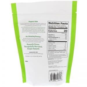 Organic Kale Superfood Powder Thailand ผงผักเคล แบบดิบและบริสุทธิ์ 100% ออร์แกนิค ปลอดสารเคมี