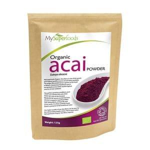 acai berry organic powder ประโยชน์ ซื้อได้ที่นี่