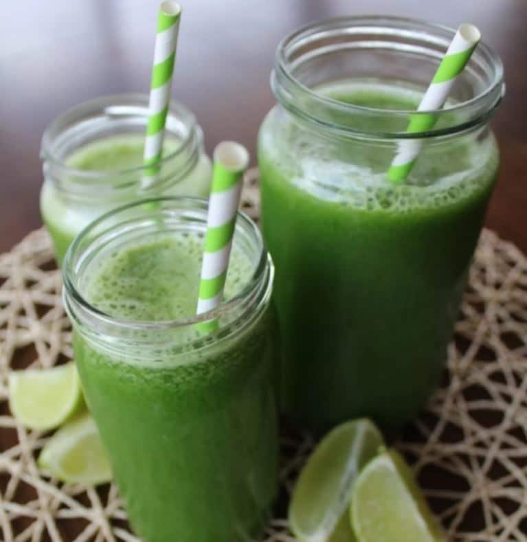 detox juice with kale สูตรน้ำผักดีท็อกซ์