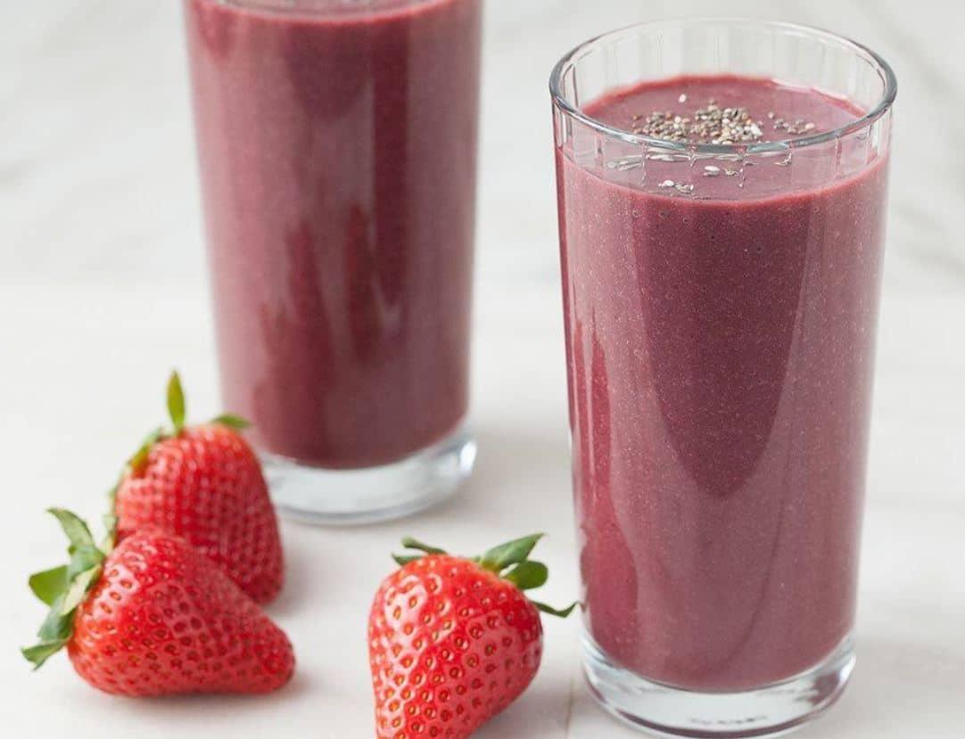 Acai berry superfood วิธีลดความอ้วนที่ได้ผลเร็วที่สุด น้ำผักผลไม้ปั่น ลดน้ำหนัก