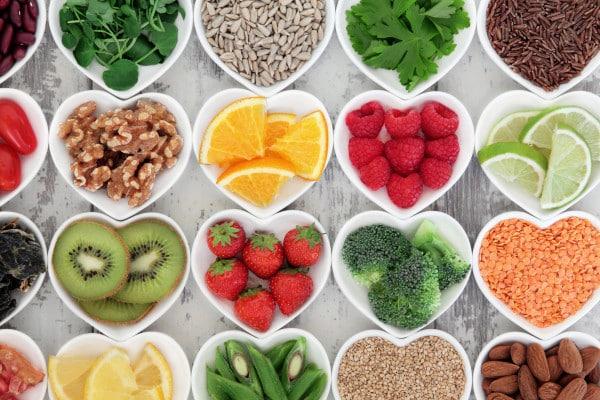 Superfood provides good carbohydrate ซุปเปอร์ฟู้ดอาหารที่มีคาร์โบไฮเดรตเชิงซ้อน