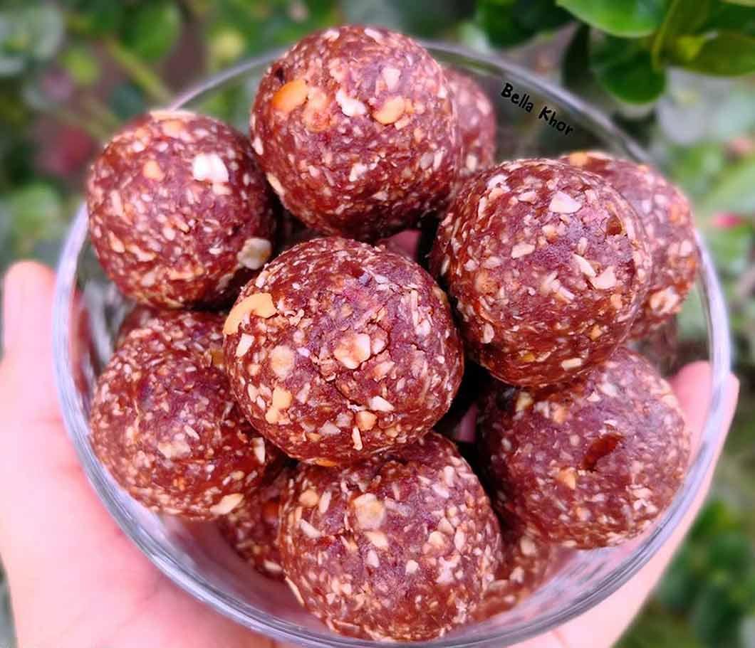 ซุปเปอร์ฟู้ด ลดน้ำหนัก คาเคา Cacao Energy balls