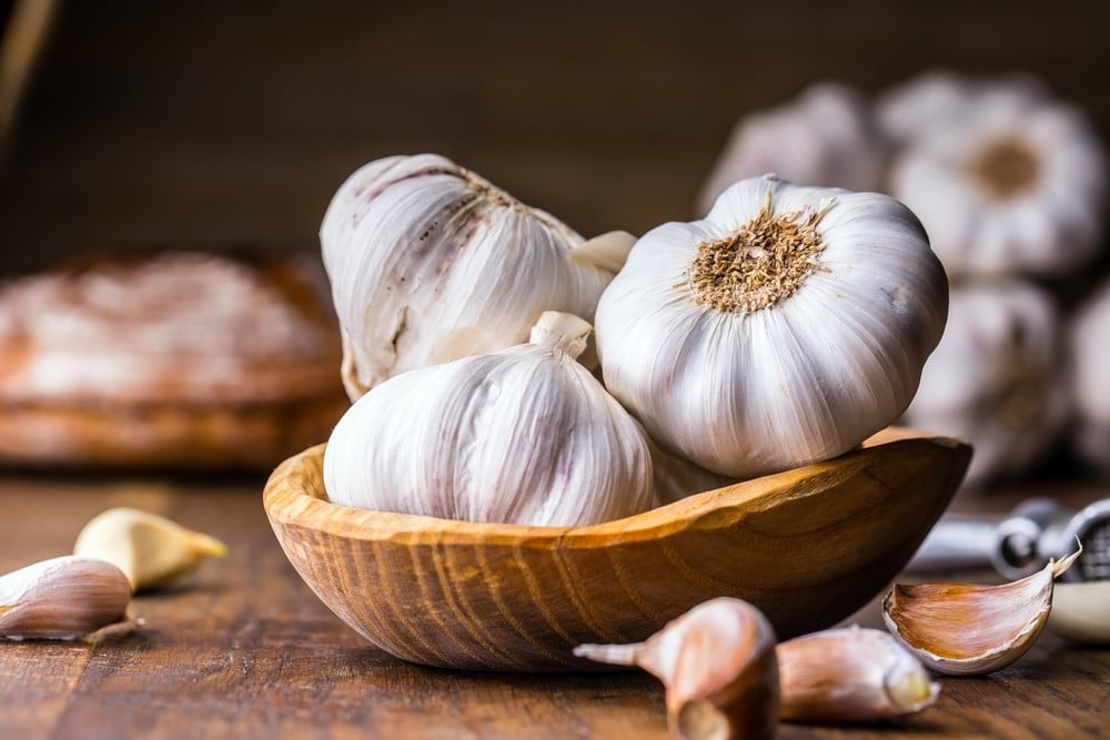garlic ช่วยเร่งระบบเผาผลาญ ลดน้ำหนัก