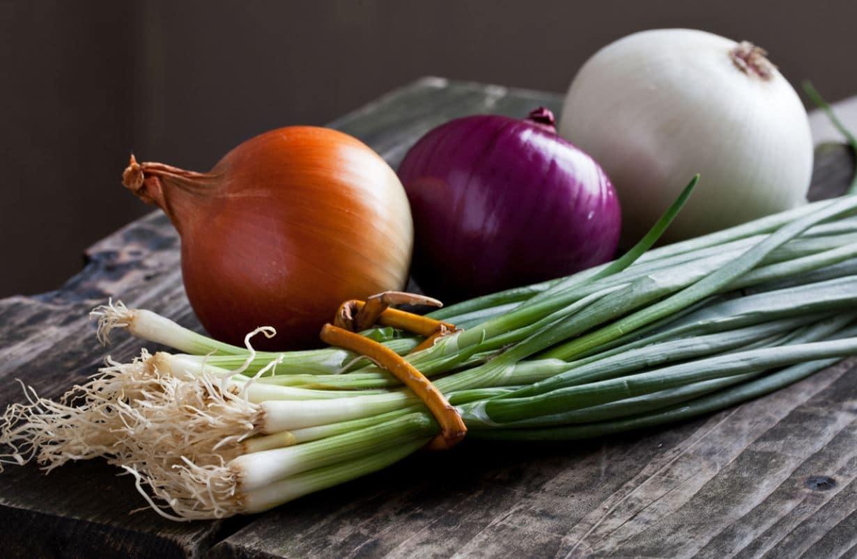 onions ตัดคาร์บทานหัวหอม