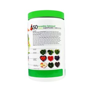 50 organic superfoods mix-healthplatz