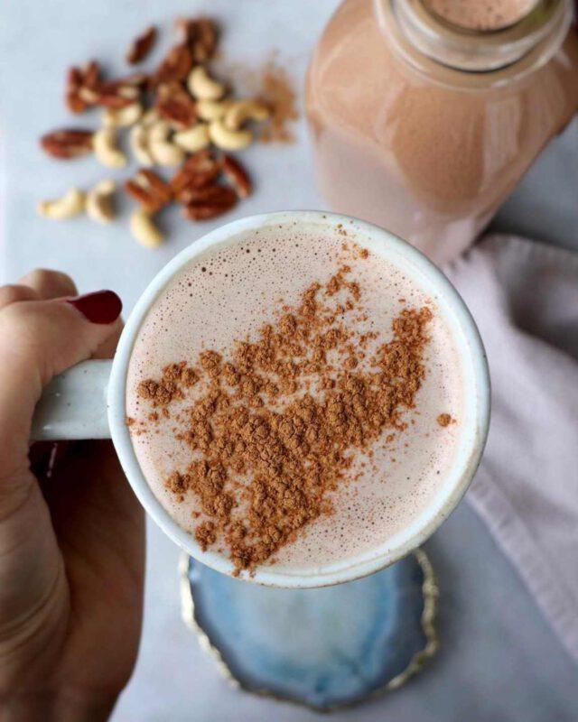 อาหาร ลดคอเลสเตอรอล คาเคา ออแกนิค ดาร์คช็อคโกแลต ผงคาเคาดิบ TREASURE organic Cacao powder