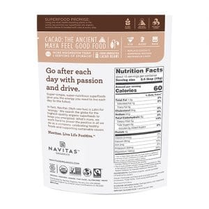 Organic cacao powder ซุปเปอร์ฟู้ดมากประโยชน์ใช้ทำขนมคลีน สมูทตี้ช่วยลดน้ำหนัก