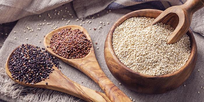 ควินัว ประโยชน์ซุปเปอร์ฟู้ ช่วยลดน้ำหนัก quinoa organic seeds and the-health-benefitsof the superfood healthplatz