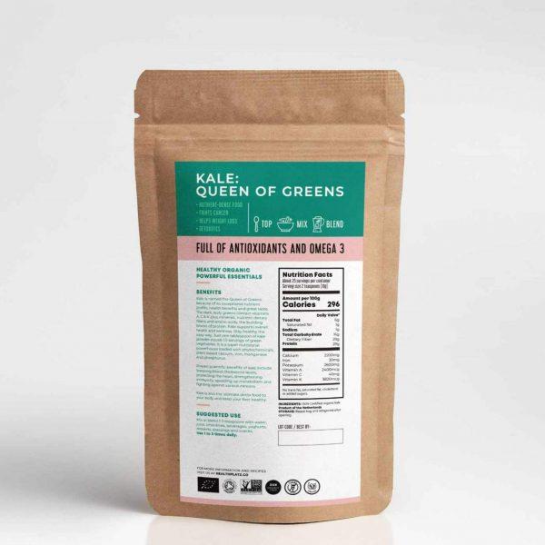 Organic Kale Powder Thailand's best organic kale powder superfoods for healthy people online healthplatz