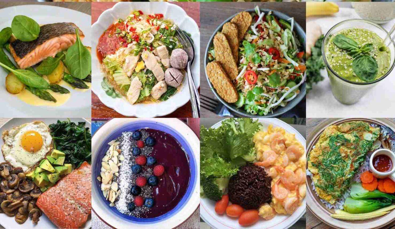 ไอเดีย อาหารคลีน เมนูเพื่อลดน้ำหนัก ทำง่าย ทำเองได้ที่บ้าน Healthplatz online organic superfoods store healthy menu for quarantine