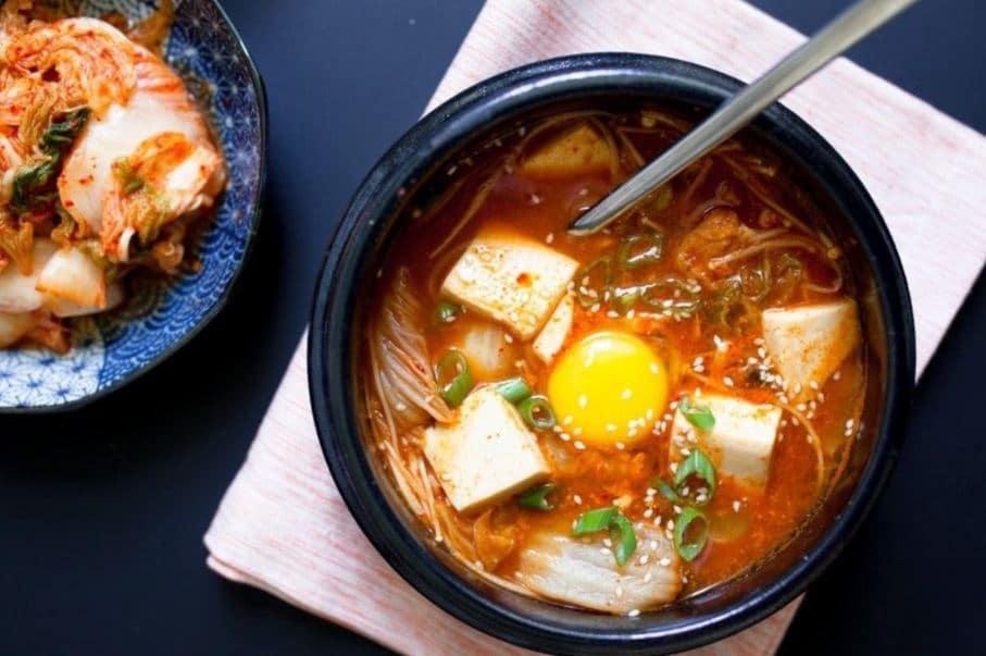 15 ซุปกิมจิ ไอเดีย อาหารคลีน Healthplatz online organic superfoods store healthy menu-1