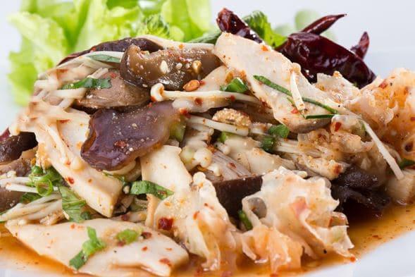 21 ลาบเห็ดรวม ไอเดีย อาหารคลีน Healthplatz online organic superfoods store healthy menu
