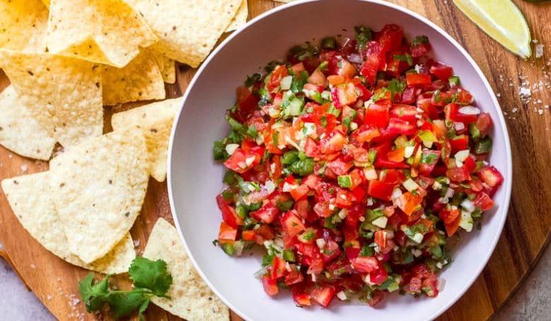 24 fresh salsa วิธีทำ ไอเดีย อาหารคลีน Healthplatz online organic superfoods store healthy menu