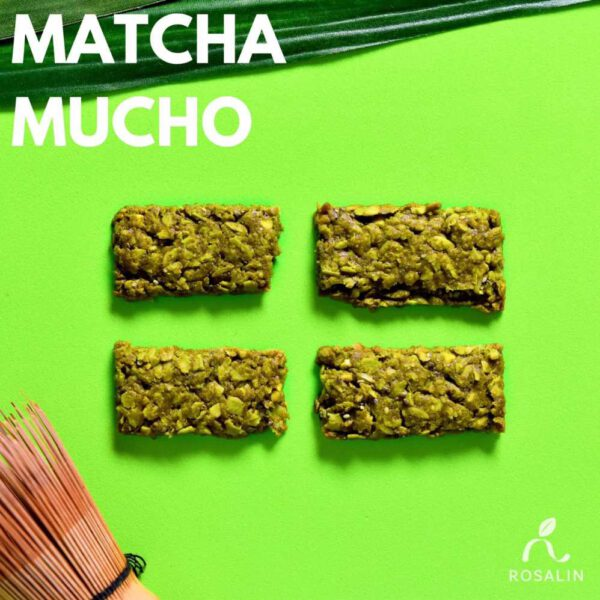 Rosalin Superfood minibars-Matcha2-Healthplatz