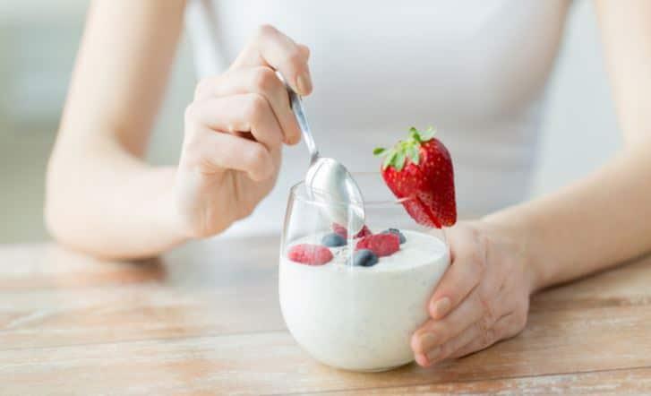 โพร ไบโอติกส์ พรีไบโอติกส์ คือ ดียังไง prebiotic-probiotic-in foods-yoghurt-benefits for health ควรรู้จาก Healthplatz online superfoods store Thailand