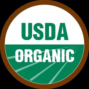 ออร์แกนิค มาตรฐานอเมริกา หาซื้อสินค้าออร์แกนิค USDA organic logo โลโก้รับรองมาตรฐานออร์แกนิคสหรัฐอเมริกาได้ที่ Healthplatz