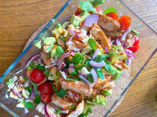 อาหารลดน้ำหนัก อะโวคาโด เมนู ประโยชน์ ลาบ ซุปเปอร์ฟู้ด อาหารออร์แกนิค Healthplatz