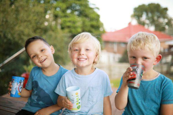 นมออร์แกนิค เด็กนิวซีแลนด์ดื่ม นมผง นมเพิ่มความสูง แคลเซียมเพิ่มความสูง นมผง อวารัว Awarua - Healthplatz